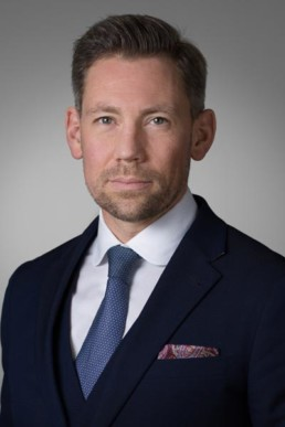 Sven Scharke - MD & Head of Leasing